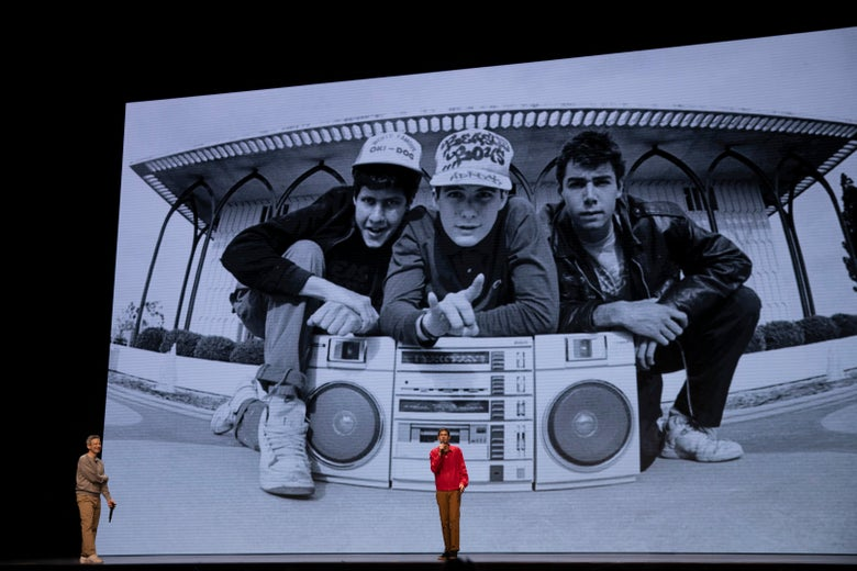 The Beastie Boys Movie Is Enormously Moving