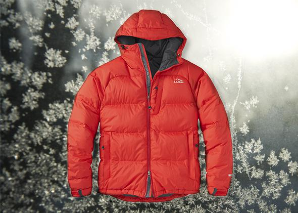 Ascent Windstopper Down Jacket
