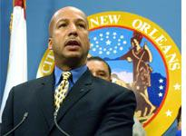 Mayor Nagin's pre-hurricane promises. Click on image to expand.
