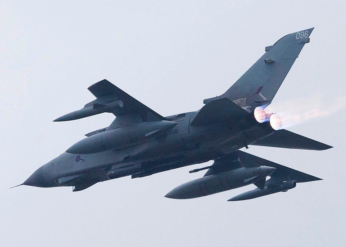 British Jet Syria.
