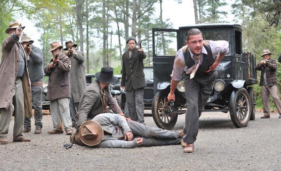 Shia LaBeouf as Jack in Lawless