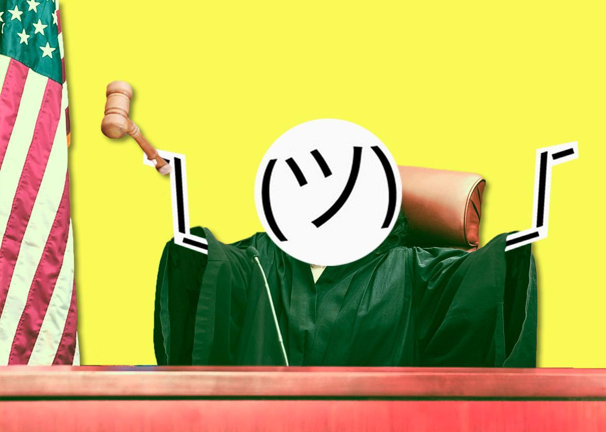 emoji ruling.