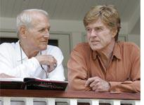 Paul Newman and Robert Redford          Click image to expand.