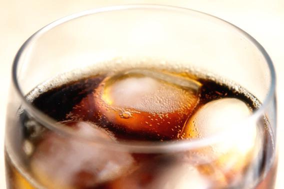 Rum and coke.