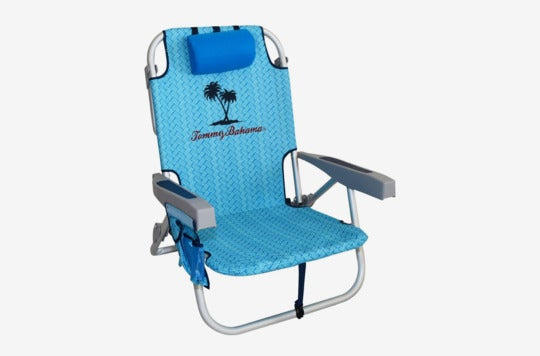 Tommy Bahama Backpack Cooler Chair.