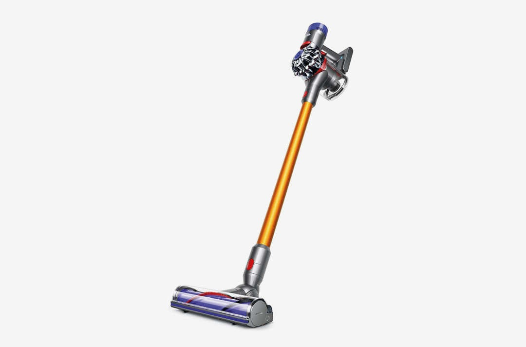 Dyson V8 Absolute Cordless Stick Vacuum Cleaner.