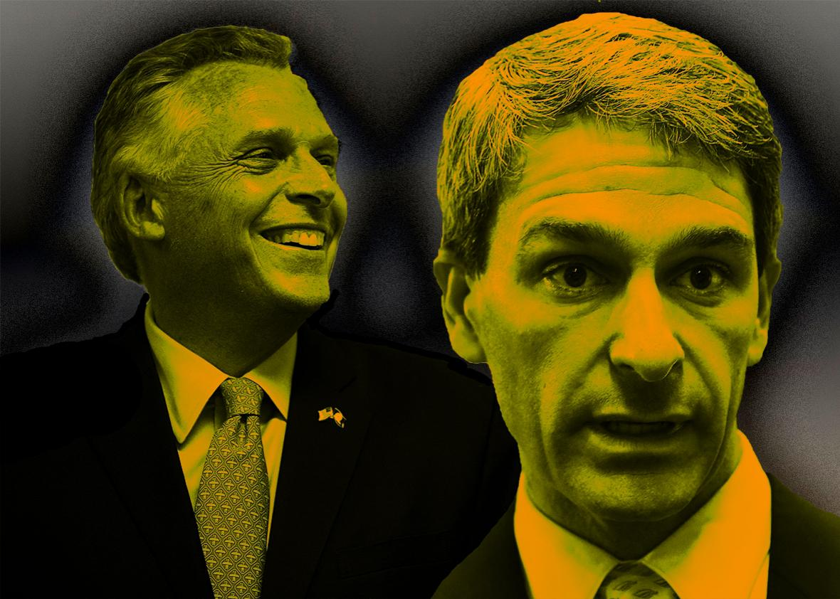 How a 2013 governor's race explains Clinton–Trump. Attorney General Of Virginia Race on tea party of virginia, governor candidate in virginia, recount attorney general virginia,