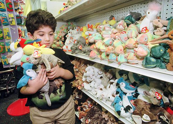 Beanie Babies bubble  Economics and psychology of a plush toy ... ae5a60b4faf8