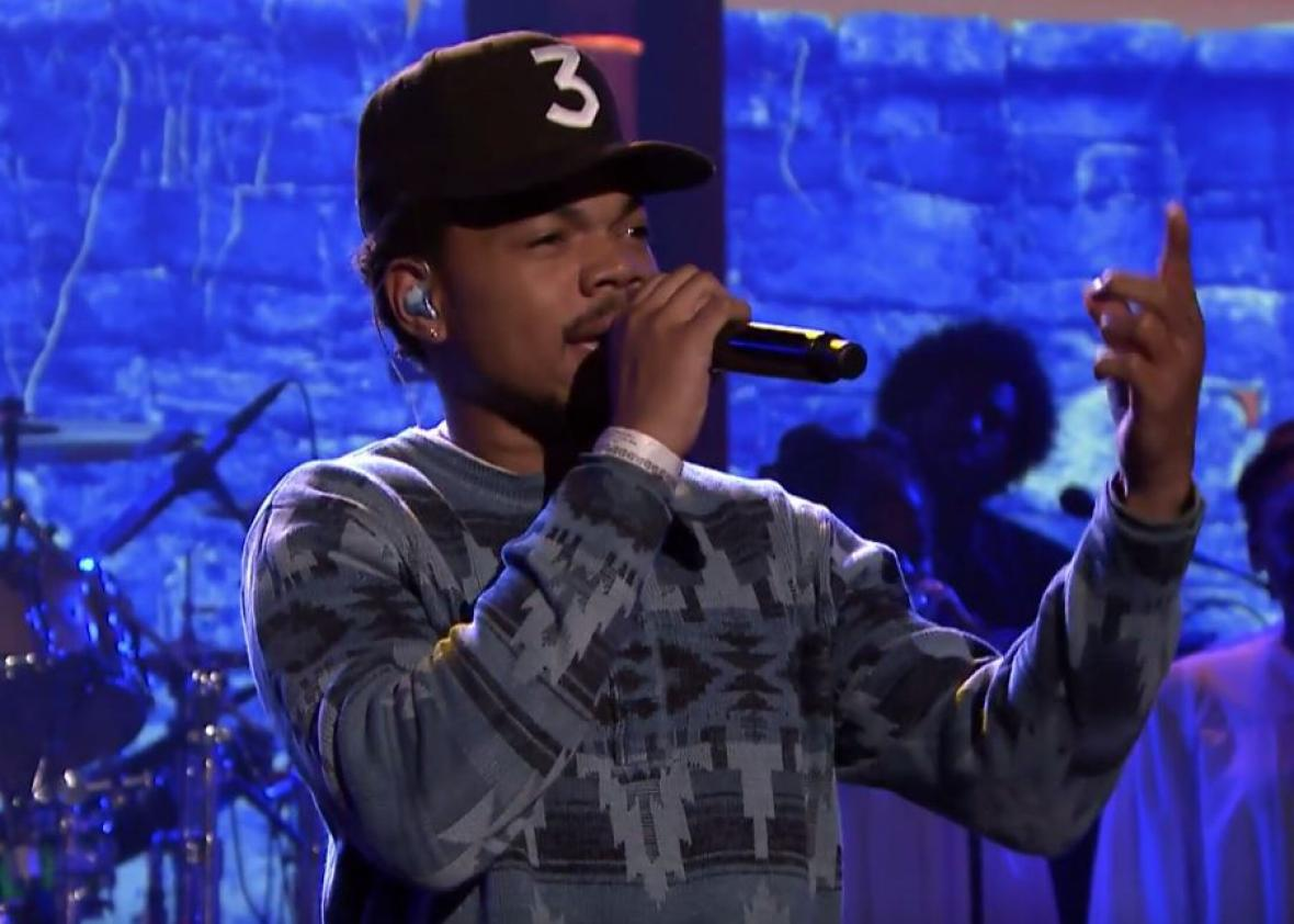 "Chance the Rapper Debuts Kanye-esque Single ""Blessings,"" Announces Mixtape Release Date"