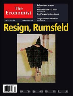 Economist cover.
