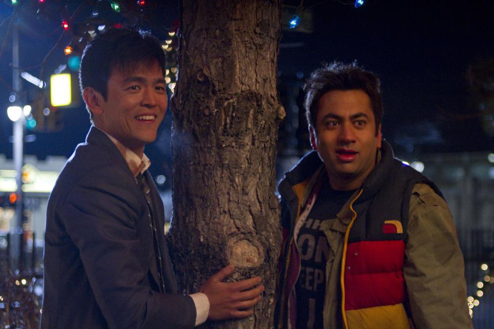 Still from A Very Harold & Kumar 3D Christmas