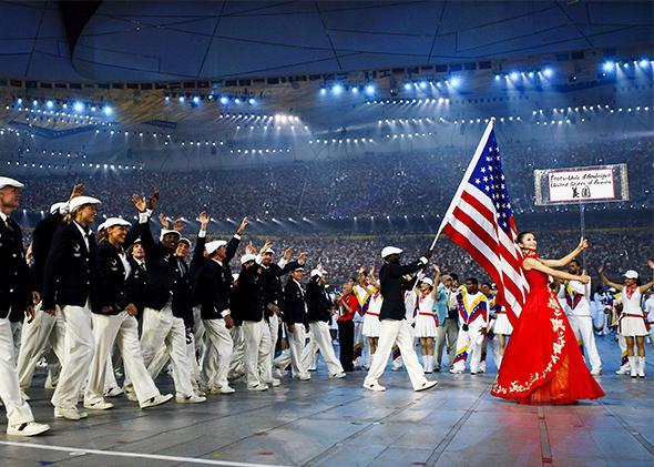 Opening Ceremony: Beijing 2008
