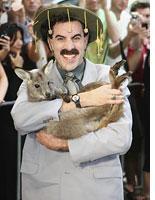Sacha Baron Cohen as Borat. Click image to expand.