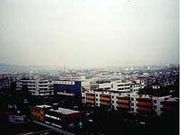Deng Feng's completely new skyline