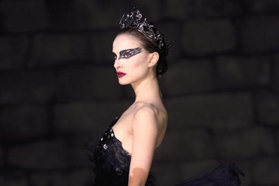 Natalie Portman as Nina in Black Swan.