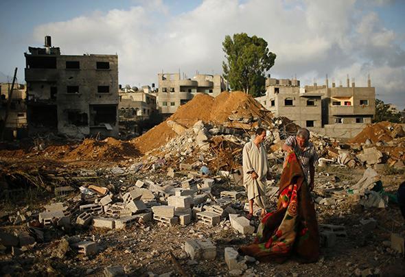 Gaza City airstrike