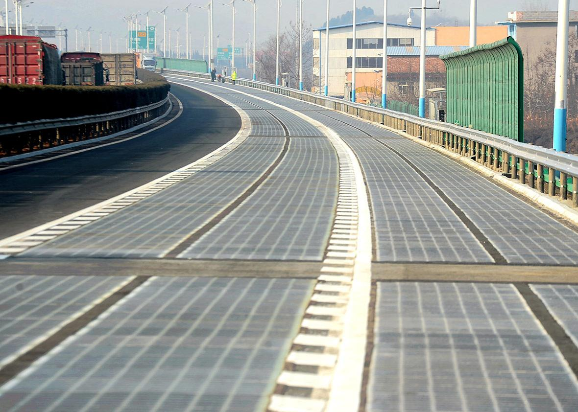 Solar Roads Are Almost Definitely Not The Future