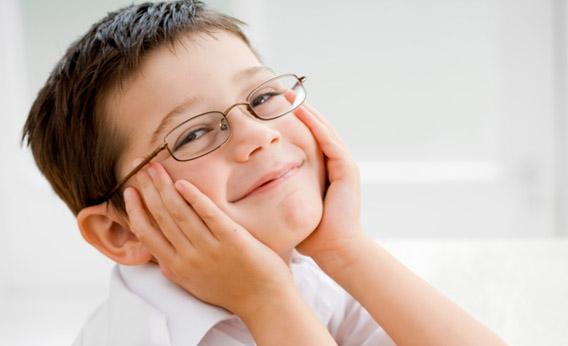 Happy Kid.