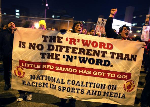 nickname protest