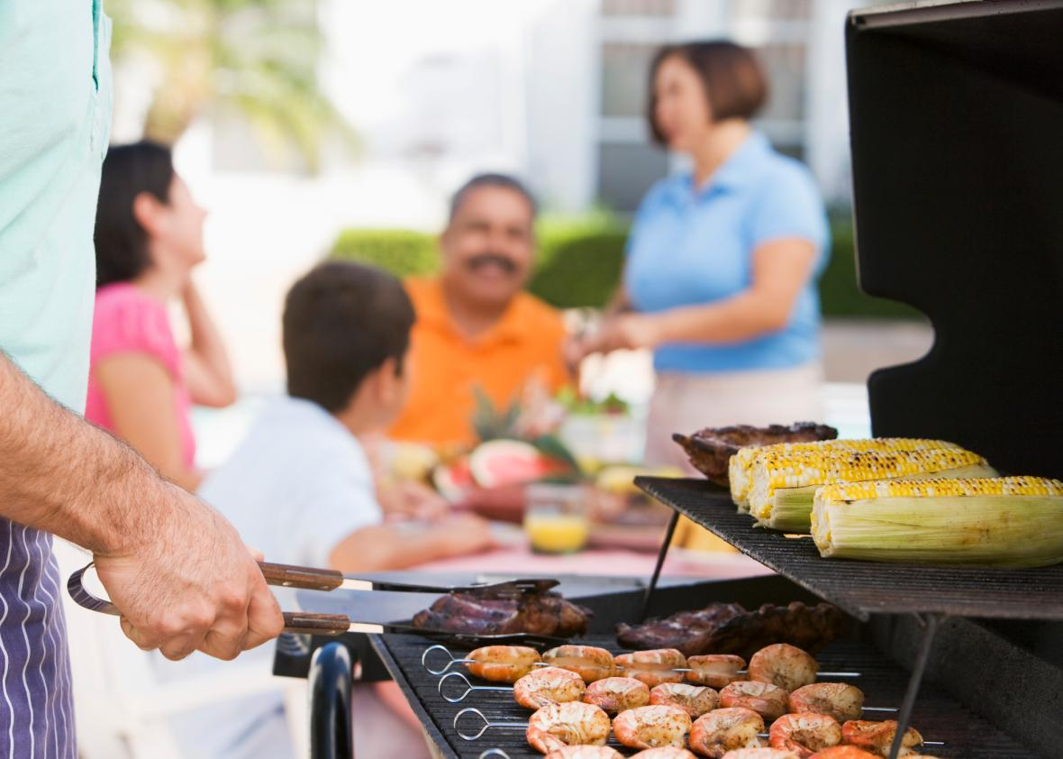 Fourth of July cookouts: a very brief history