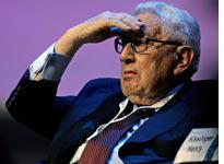 Henry Kissinger. Click image to expand.