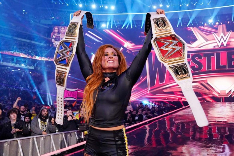 Image result for becky lynch wrestlemania 35