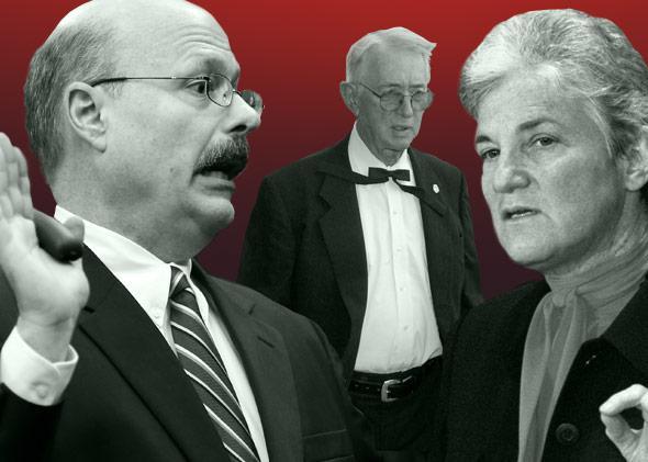 Deadliest prosecutors.