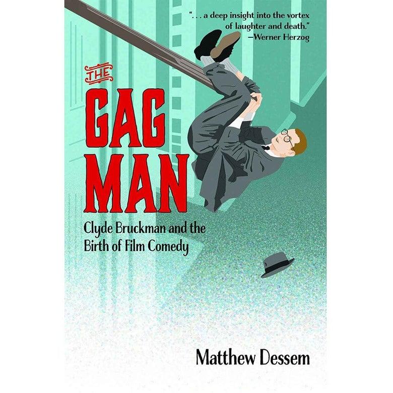 Gag Man cover