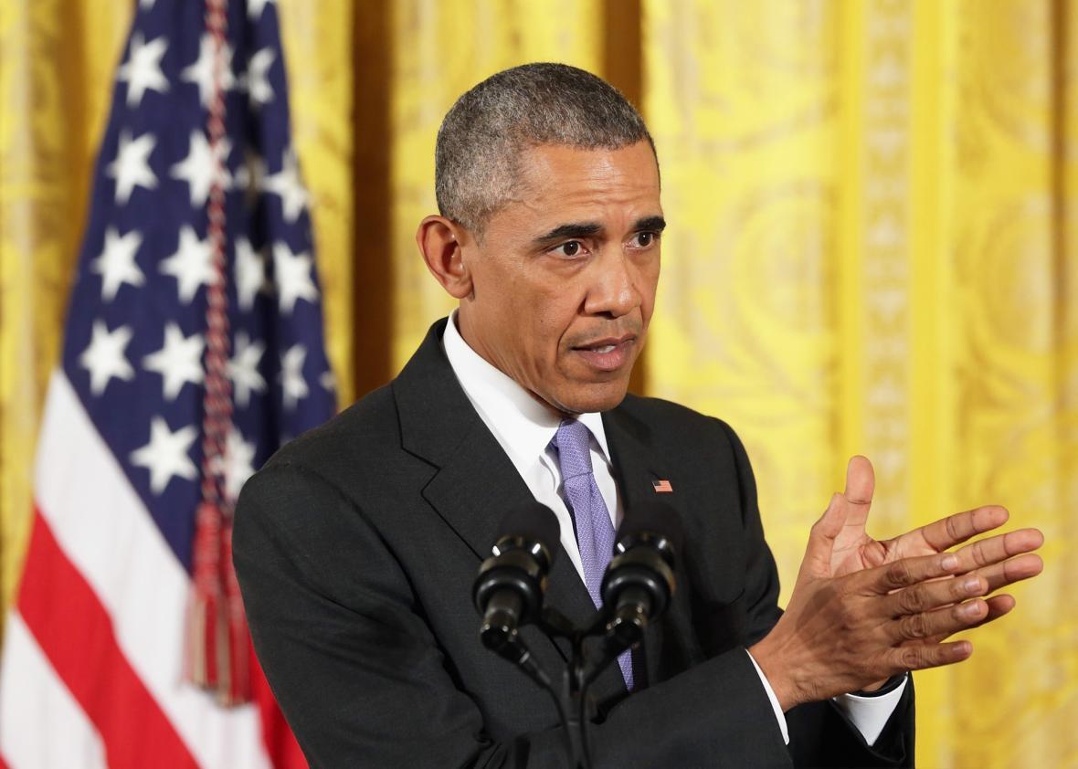 Iran Deal And Executive Power A Dangerous Precedent