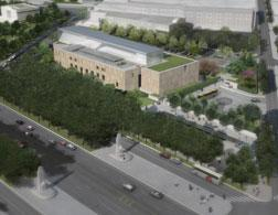 A rendering of the new Barnes. Click image to expand.