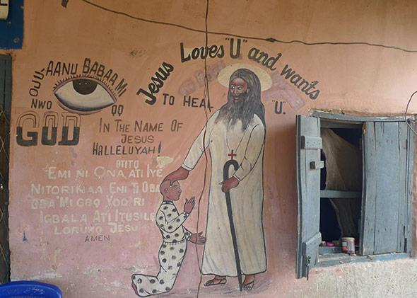 Most Nigerians have little choice but to visit a spiritual healer for psychiatric care.