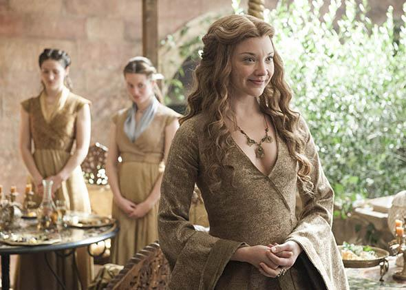 Natalie Dormer in Game of Thrones