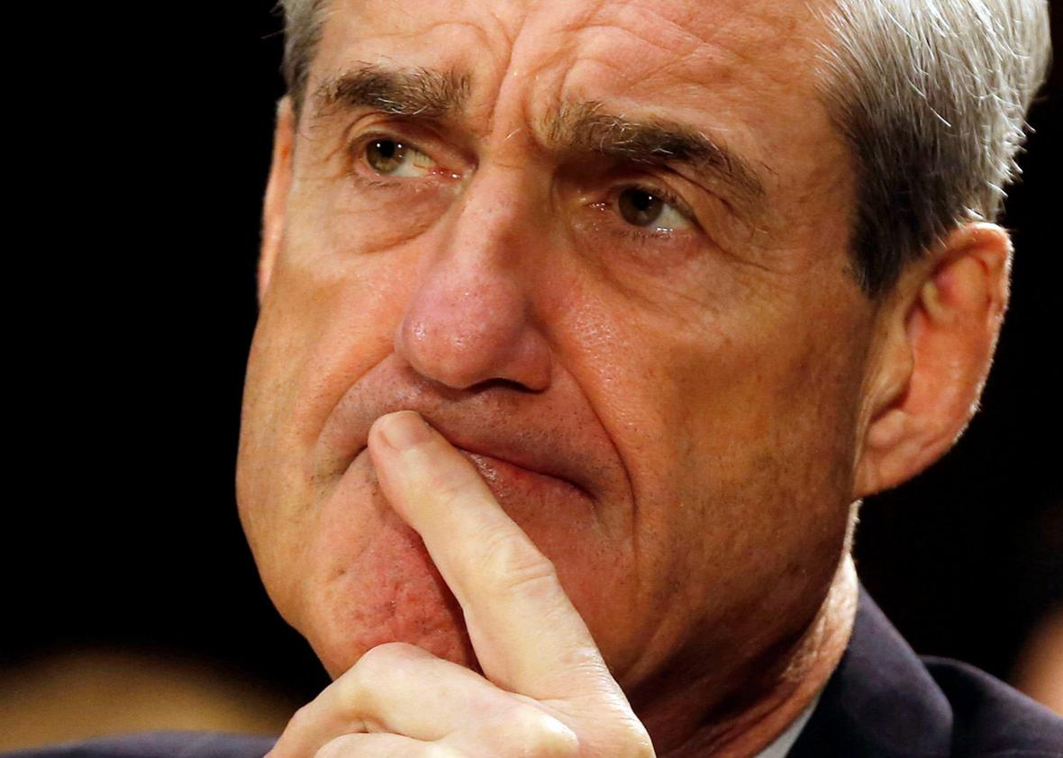 Special Counsel Robert Mueller Was Born And Bred To