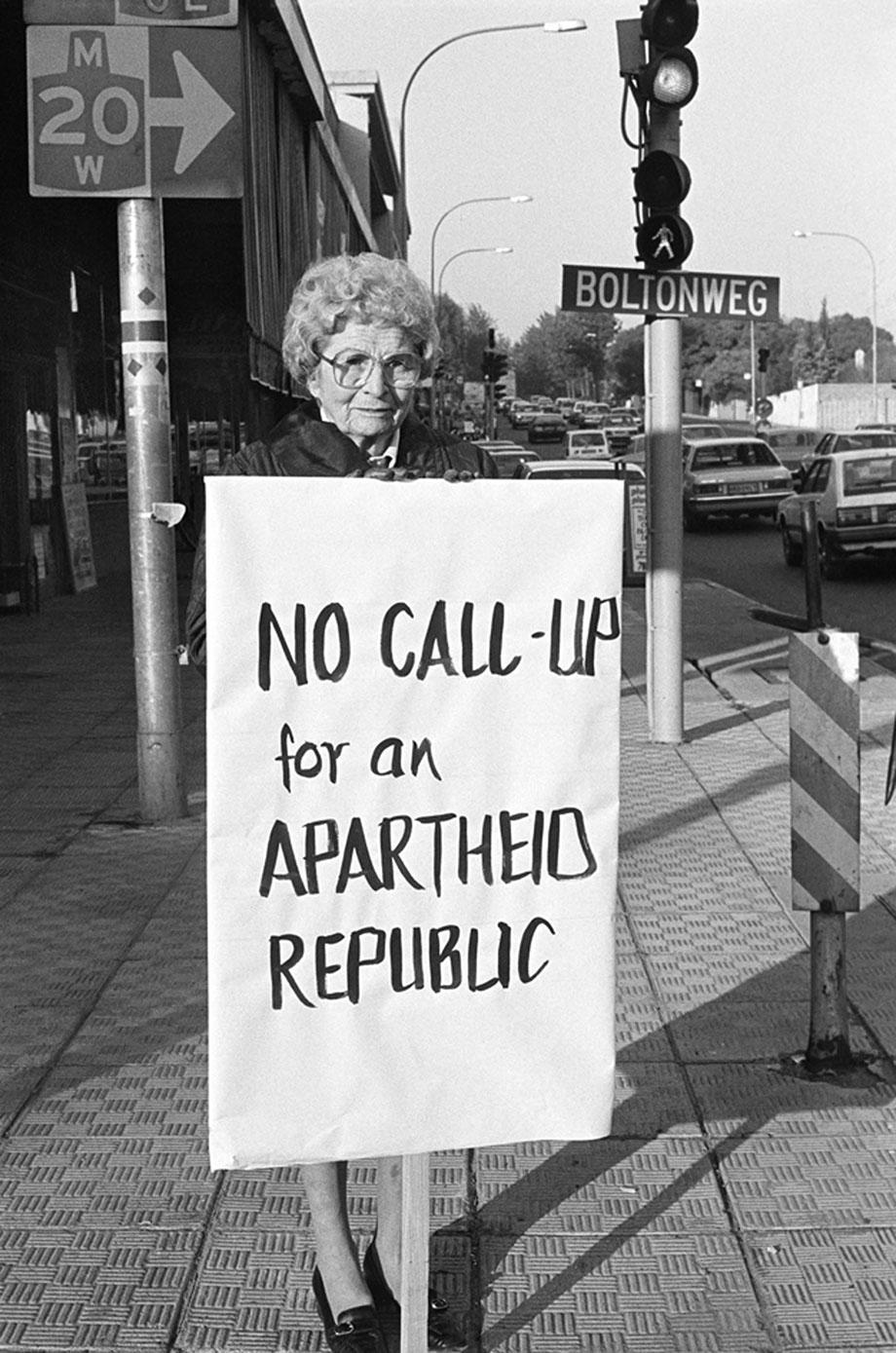 The Rise and Fall of Apartheid, Nelson Mandela
