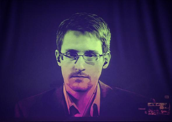 NSA whistleblower Edward Snowden says he doesn't care if people call him a traitor.