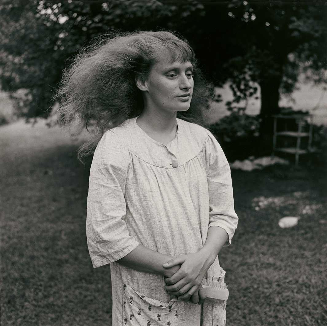 Ruth, Danville, Virginia, 1968 from Emmet Gowin (Aperture, 2013)