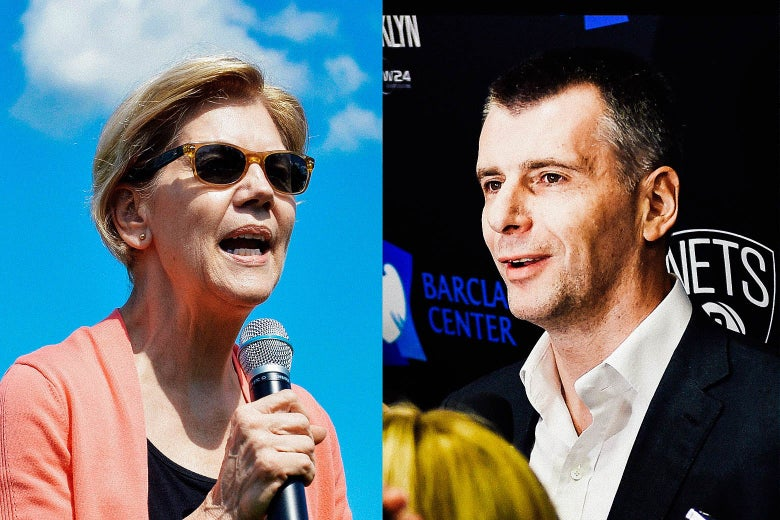 How an Outrageous NBA Transaction Supports Elizabeth Warren's Case to Be President