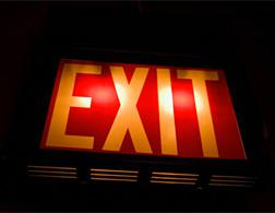 Exit. Click image to expand.