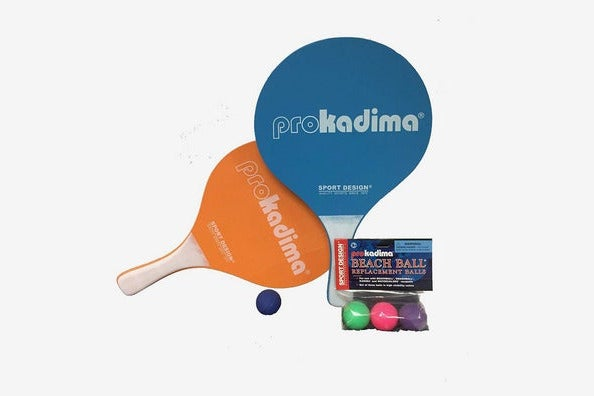 Pro Kadima Paddle Ball Set