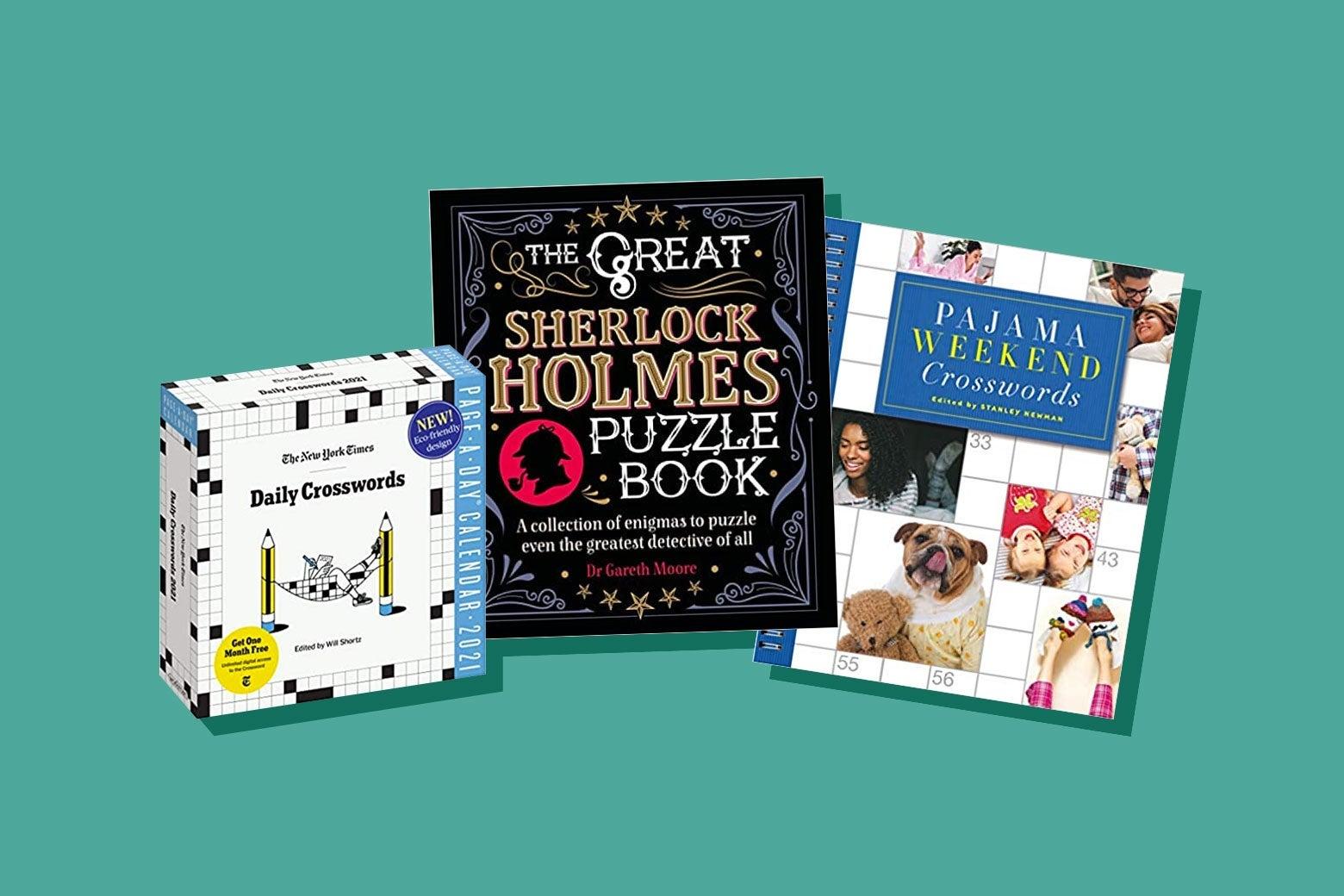 Die besten Kreuzworträtsel-, KenKen- und Sudoku-Bücher.