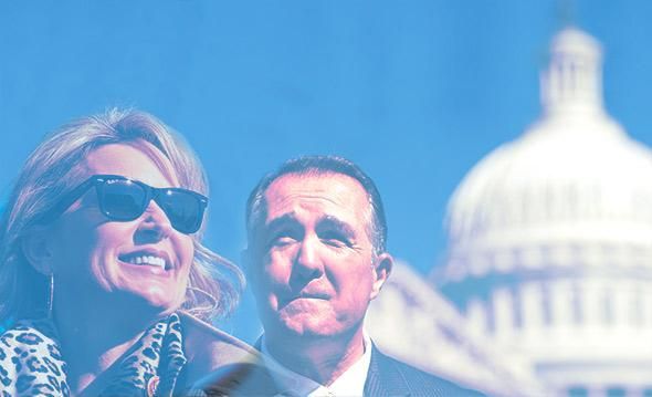 Rep. Renee Ellmers, R-N.C., and Rep. Trent Franks, R-Ariz.
