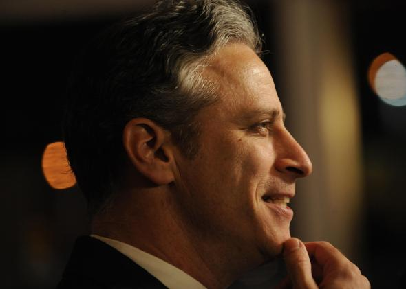 Jon Stewart should take a closer look at BuzzFeed and Vice.