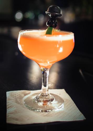 The Tramp cocktail.