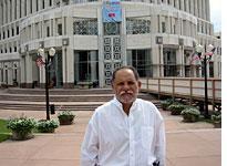 Puerto Rican-American community leaderSamuel Lopez