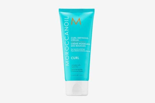 Moroccanoil Curl Defining Cream.