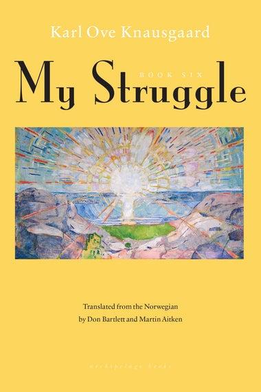 My Struggle Book 6 cover.