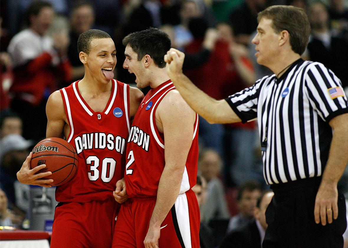 uk availability a842b 9024f How Stephen Curry nearly led Davidson to the 2008 Final Four.