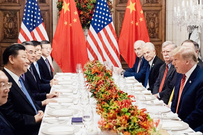 The arrest is sure to complicate the U.S.'s trade war negotiations with China.