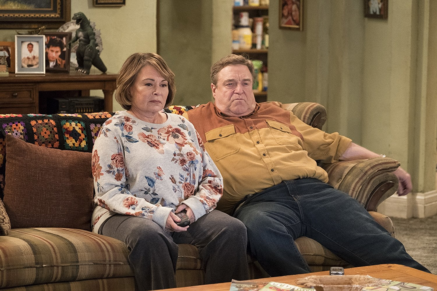 The Roseanne reboot is here to stay.