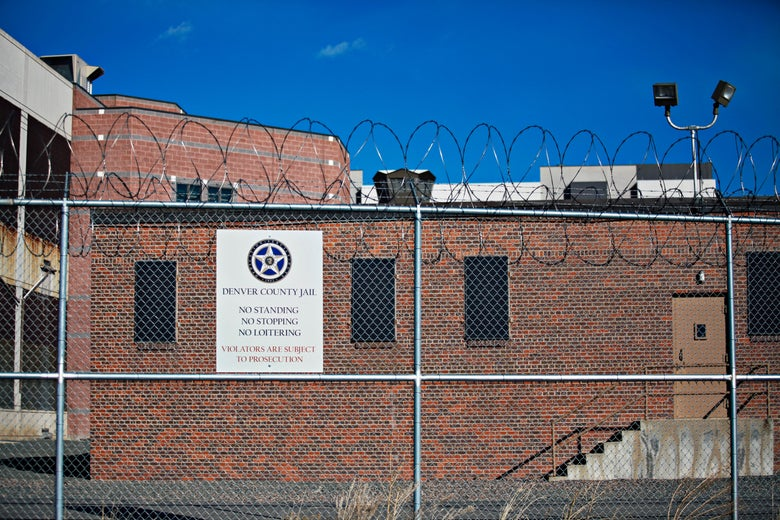 Woman Sues Denver After Giving Birth Alone in a Jail Cell
